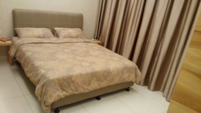 beautiful studio with parking - Seri Kembangan - Apartament