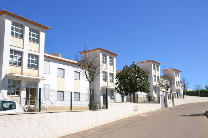 Luxury apartment with two bathrooms, situated in an attractive residence with a swimming pool