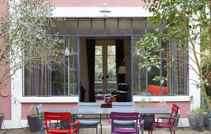 Maison avec Jardin entre Paris et Versailles