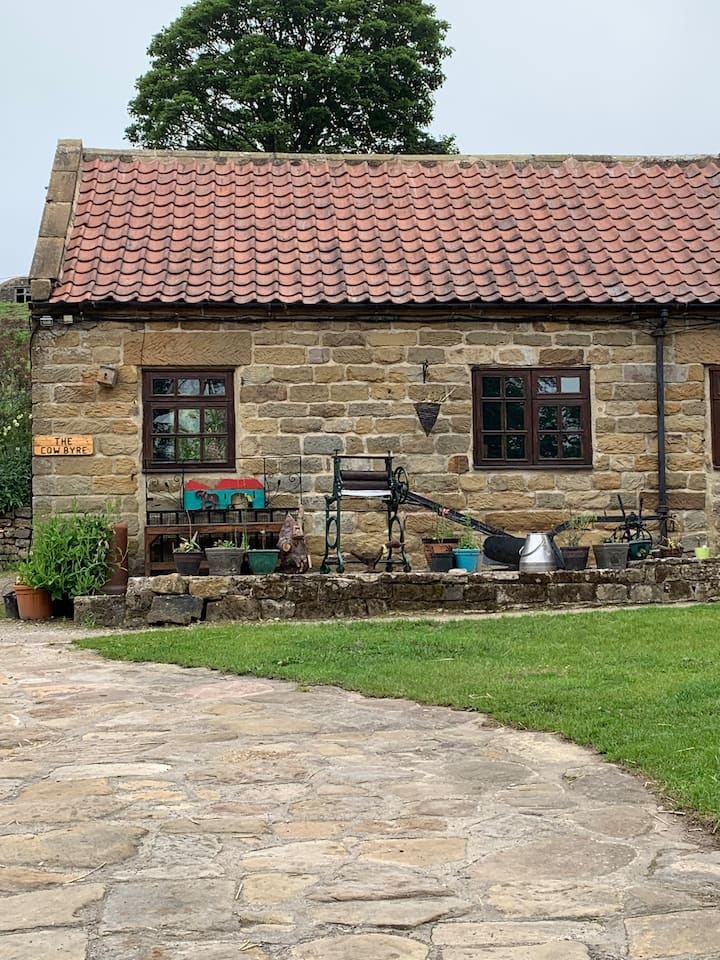 The CowByre, farm stay