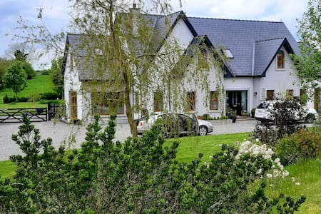 Hazelbrook house laois woodland escape