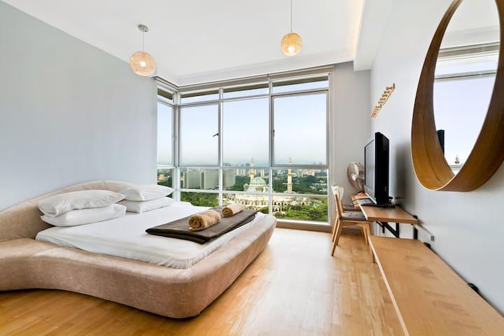 Award-Winning Modern Apartment in Kuala Lumpur !