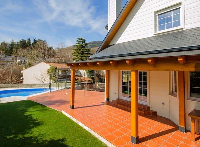 La Canadiense la casa más cool de Cercedilla