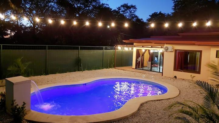 Casa con piscina privada en Brasilito - Casa 1