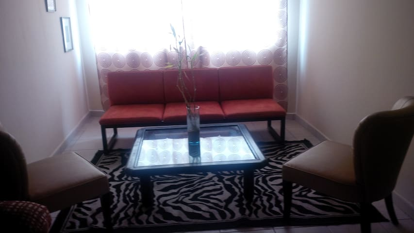 Apartamento confortable, seguro y bien ubicado