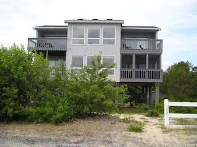 Beach House w/ Gorgeous Water Views - Milton - House