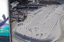 The Largest Snowtubing Park in NYS at Hunter Mountain