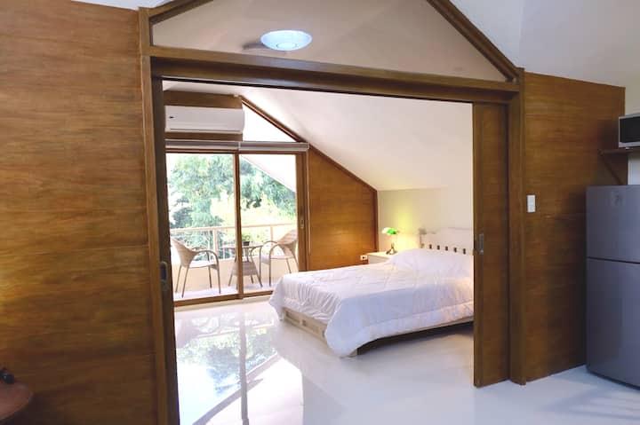 1 Bedroom Angeles City near Marquee