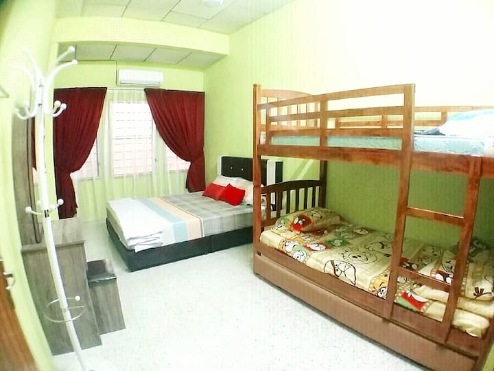 Private Room (max 5 pax) near Sunway Carnival Mall