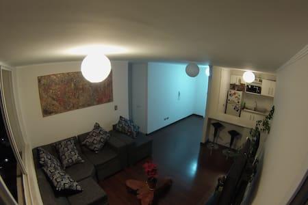 Apart / Habitación Independiente. - San Joaquín - Apartment-Hotel