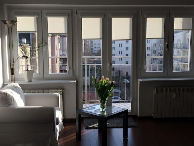 Komfortowy apartament studio w samym centrum Gdyni - グディニャ - アパート