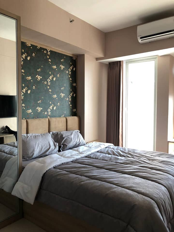 1BR Apartment Anderson, Connect to Pakuwan Mall