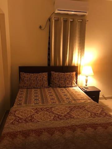 Furnished room@Khayaban-e-ittehad,DHA Phase6