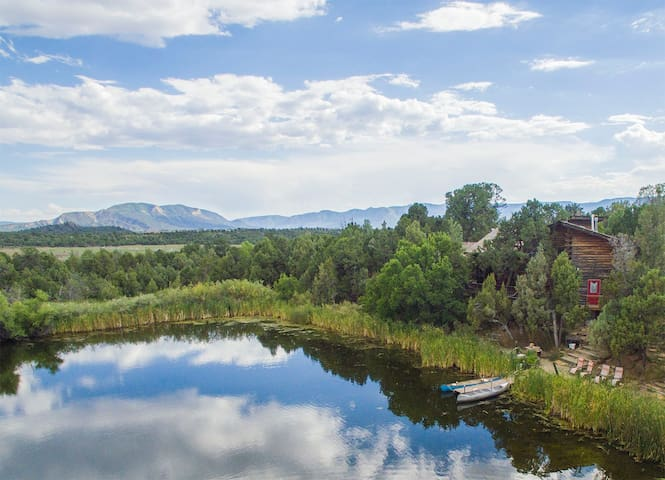 Private Deck with Lake View☀️Near Mesa Verde