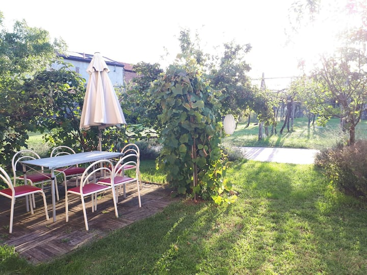 Room in Franciacorta near Iseo lake - S. Anna