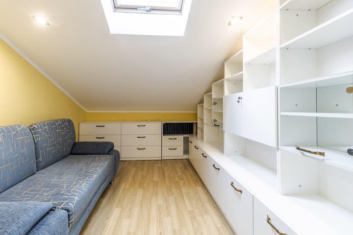 Nice room on Rynok Square