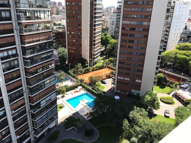 Palermo Mejor Zona GREAT VIEW and BRIGHT 1bed 2pax