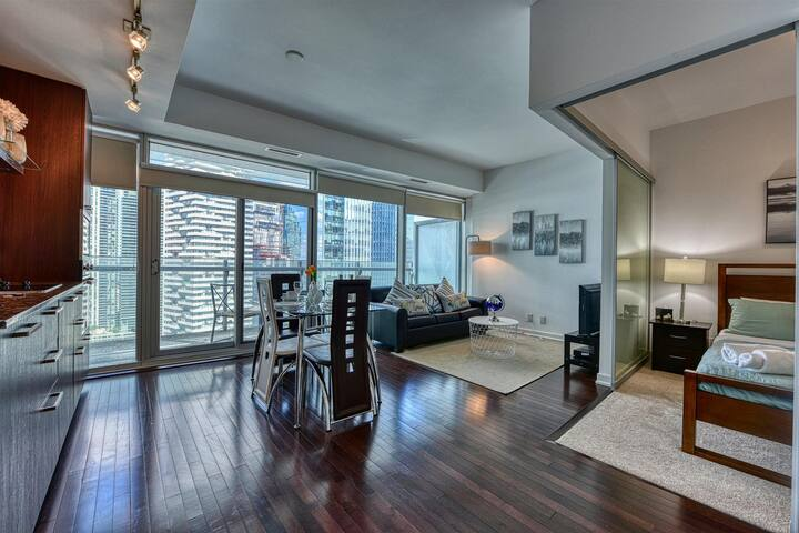 Beautiful 1BR with Balcony, Toronto Down Town