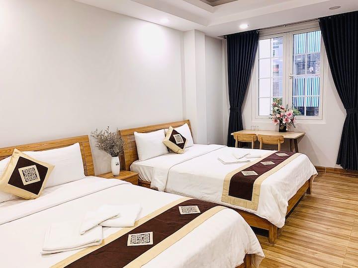 z.Cozy Special Family Room, Tan Binh District