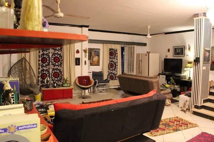 Cosy big Villa for rent