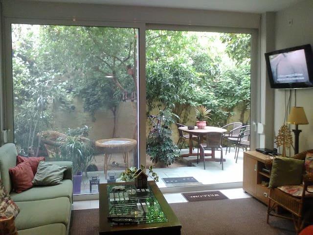 Μοντέρνο ισόγειο με κήπο, Περιστέρι - Peristeri - Apartment