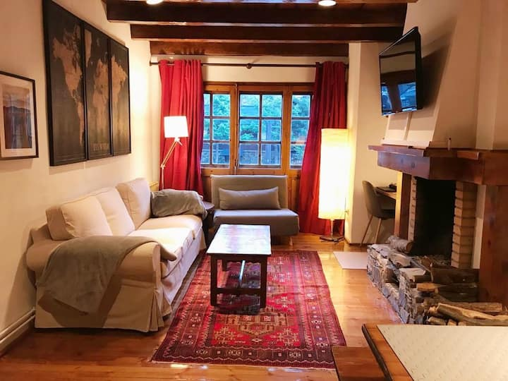 Cozy luxurious apartment in La Pleta del Tarter