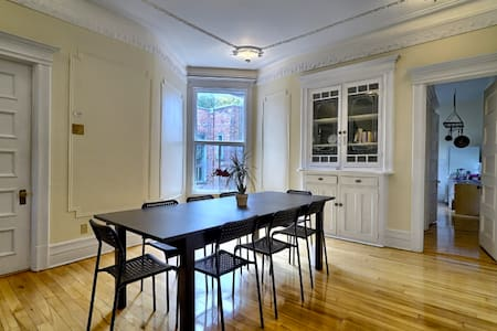 Cosy bright room in the Mile End - Montréal - Lejlighed