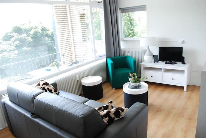 Appartement aan de Noordwijkse duinen