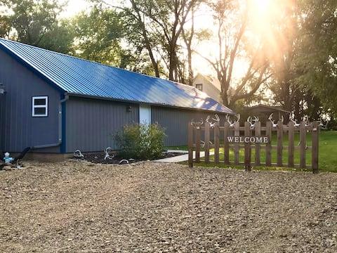 The Antler Cabin