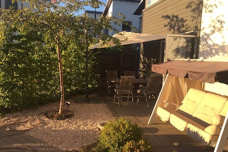 High standard family house close to Stockholm City - Sollentuna