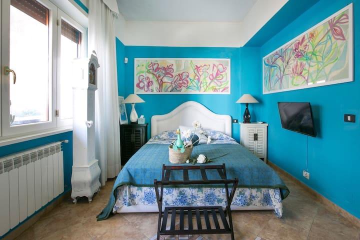 Splendida Blu Nest ,un sogno a due passi dal mare.