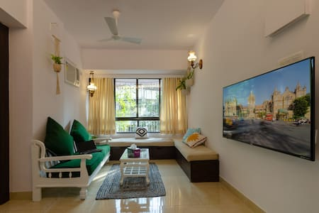 [SANITIZED] Bohemian - Relaxed, 1BHK Studiolo