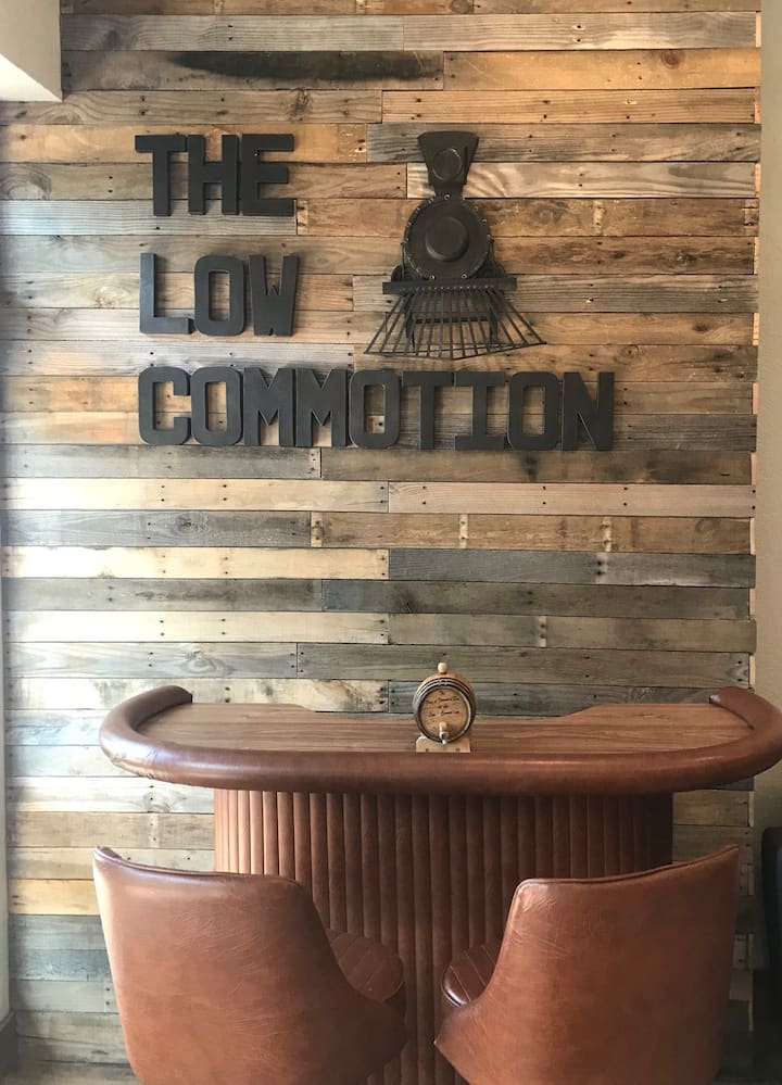 The Low Commotion {downtown Depot District}