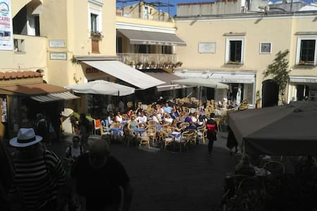 Rent a private room with terrace - Capri - Apartment
