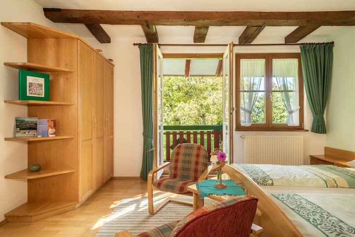 Holiday Apartment Risthof 2; Wi-Fi, Shared Garden & Sauna, Playground, Parking Spaces available