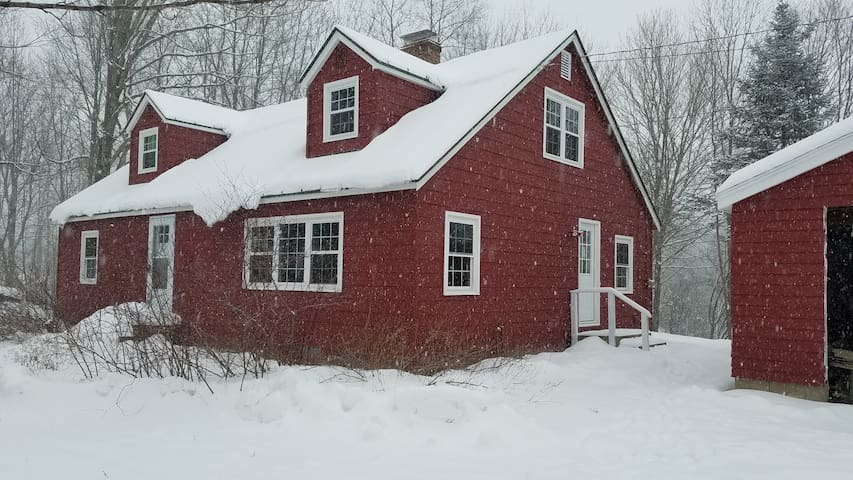 New Ludlow home close to the slopes
