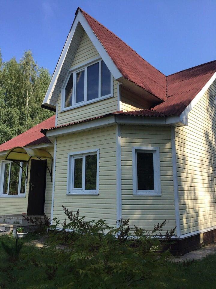 Сдаю дом на берегу Горьковского моря