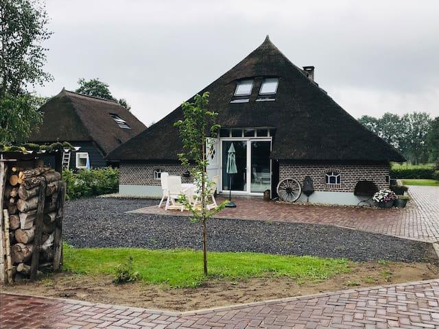 Buitenplaats Ruitenveen in Nieuwleusen