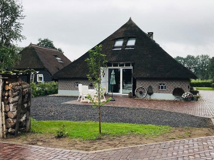 Het Achterhuis, Buitenplaats Ruitenveen, privé!