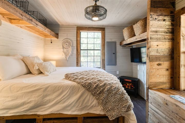 Bliss - Little Rustic Mountain Retreat, Blue Ridge