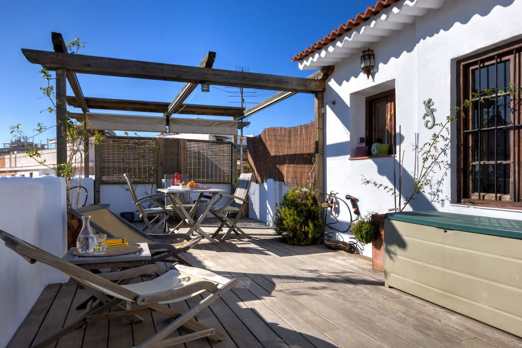 Lion - Holiday penthouse in Malaga - Apartments for Rent ...