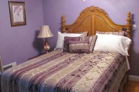 Chateau du Lac, Chambre d' Violette - Shrewsbury - Bed & Breakfast