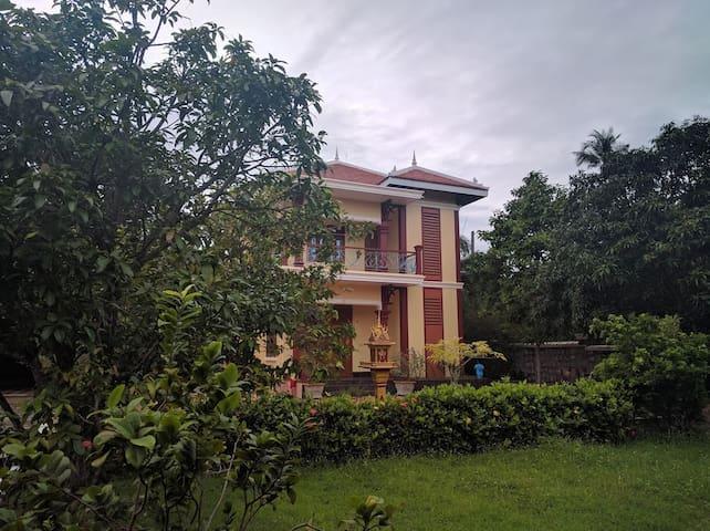 Kep villa - Krong Kaeb - Casa de campo