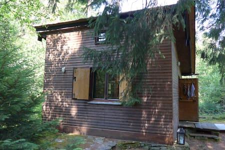 Waldhütte im Chiemgau - Eggstätt - Mökki