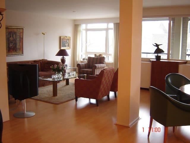 App. Centrum Maastricht 2 slaapkamers, 2 badkamers - Apartments for ...