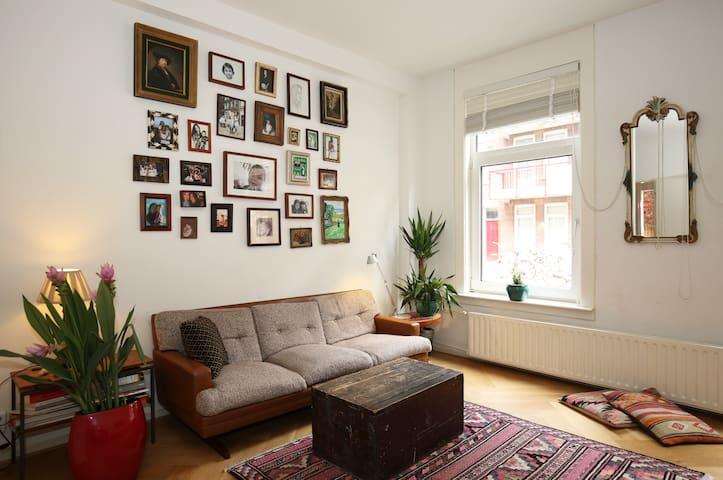 Apartment with garden near centre - Amsterdam - Apartment