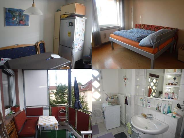 ruhiges Zimmer Landau Süd Stadt
