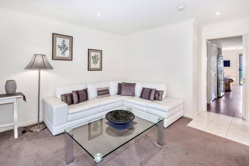 Lovely light front sitting room
