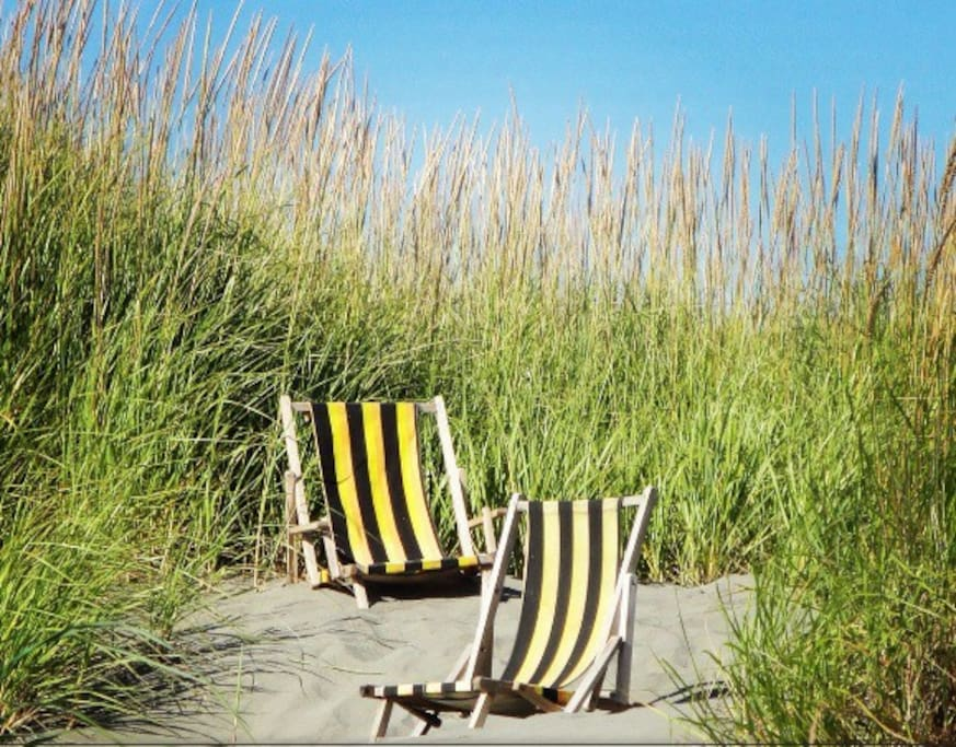 Relax on the beach and read, sunbathe or just do nothing and nap...