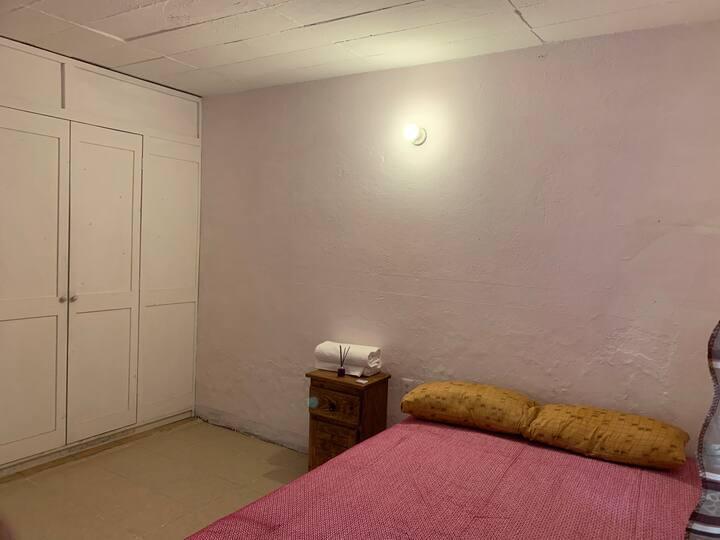 Habitación, para una excelsa estadía en Oaxaca.